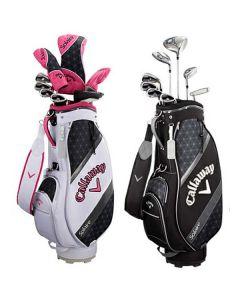 Bộ gậy golf Fullset Callaway Solaire 18 lady (8 gậy+túi)