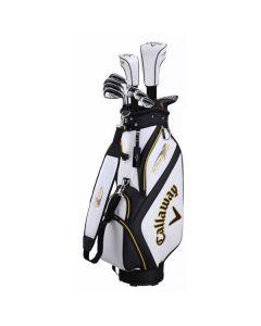 Bộ gậy golf fullset Callaway Warbrid 19 JV ( 10g+túi )
