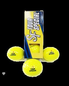 Bóng golf Srixon Tour Special Solf Felling ( vàng)