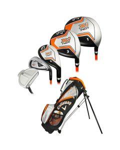 Bộ gậy golf Callaway X Junior Hot 5-8 UNISEX ( 7 gậy + túi )