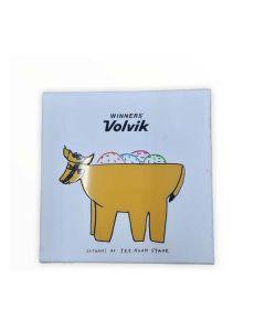 Bóng golf Volvik Cow New Year Pack