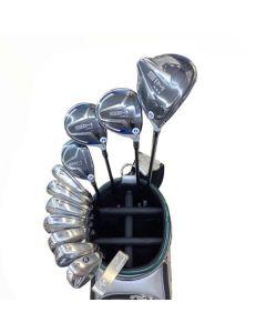 Bộ gậy golf Fullset TaylorMade SIM MAX Steel ( 12 gậy + túi )