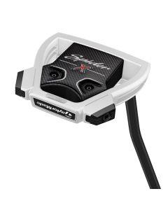 Gậy golf putterTaylorMade Spider X Chalk/White Single Bend
