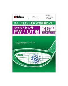 Giấy dán mặt gậy golf Tabata GV0337 (FW/UT)