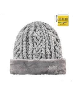 Mũ Titliest Elegant Knit Cap (Lady)-Ghi