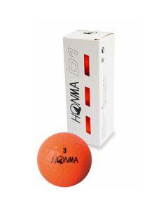 Bóng golf HONMA D1 BT1801 (OR)
