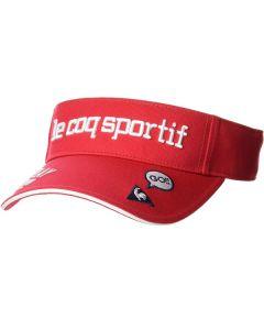 Mũ golf Lecoq QGCPJC50 (Lady)-Đỏ