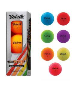 Bóng golf Volvik New Vivid