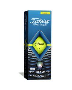 Bóng golf Titleist Tour Soft (Vàng)