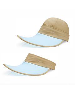 Mũ golf Mega UV-F537 (Lady)-Be đậm