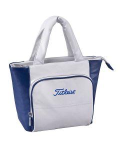 Túi phụ kiện Titliest PU Round Tote Bag (lady)-Trắng