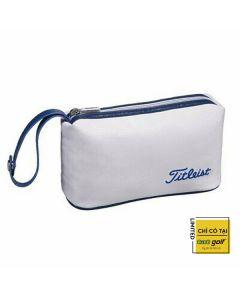 Túi phụ kiện golf Titliest PU Pouch (lady)-Trắng