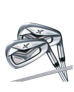 Bộ gậy sắt golf XXIO 11 Black Forged Steel  (8 gậy)
